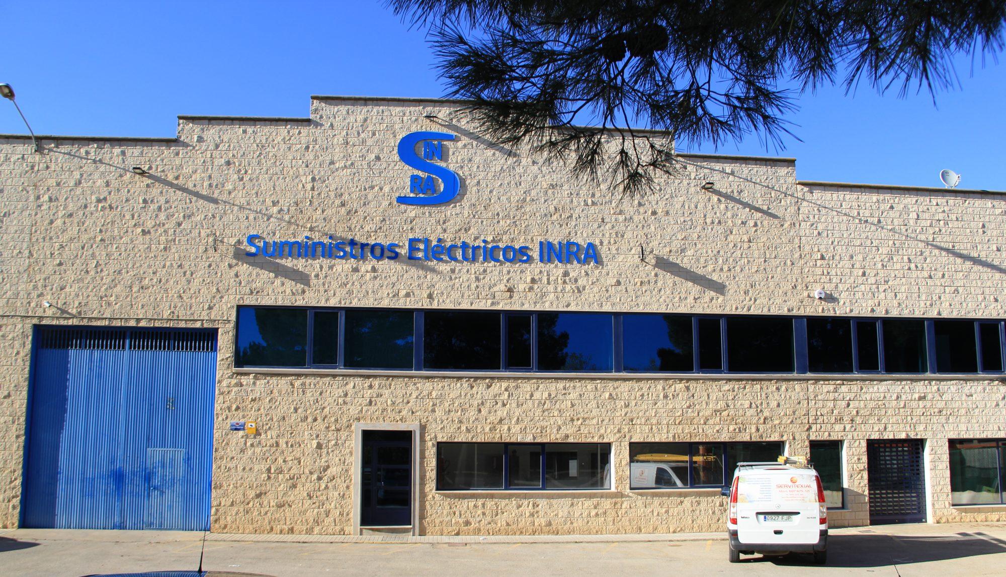 SUINRA - Suministros eléctricos Inra